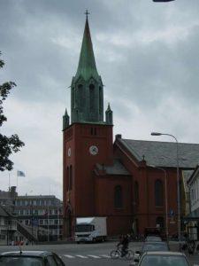 Kerk in Stavanger