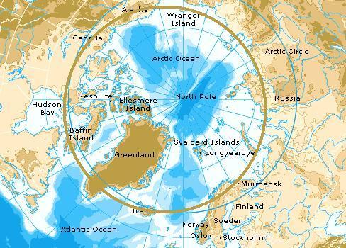 Waar is het Noorderlicht te zien