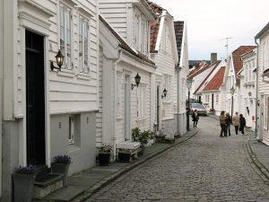Straten van Stavanger