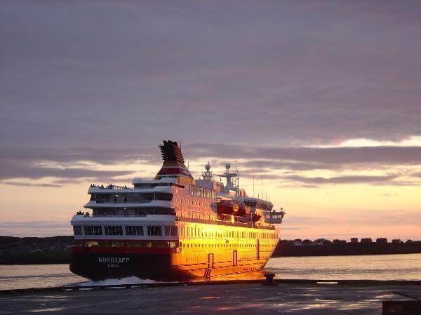 Noors cruiseschip