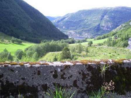 prachtige natuur in Oost noorwegen