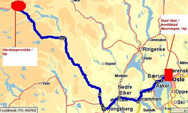 Rondreis Noorwegen route 2 deel 5