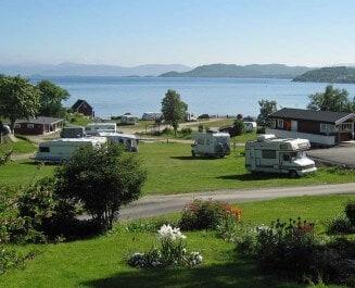 harstad camping noorwegen