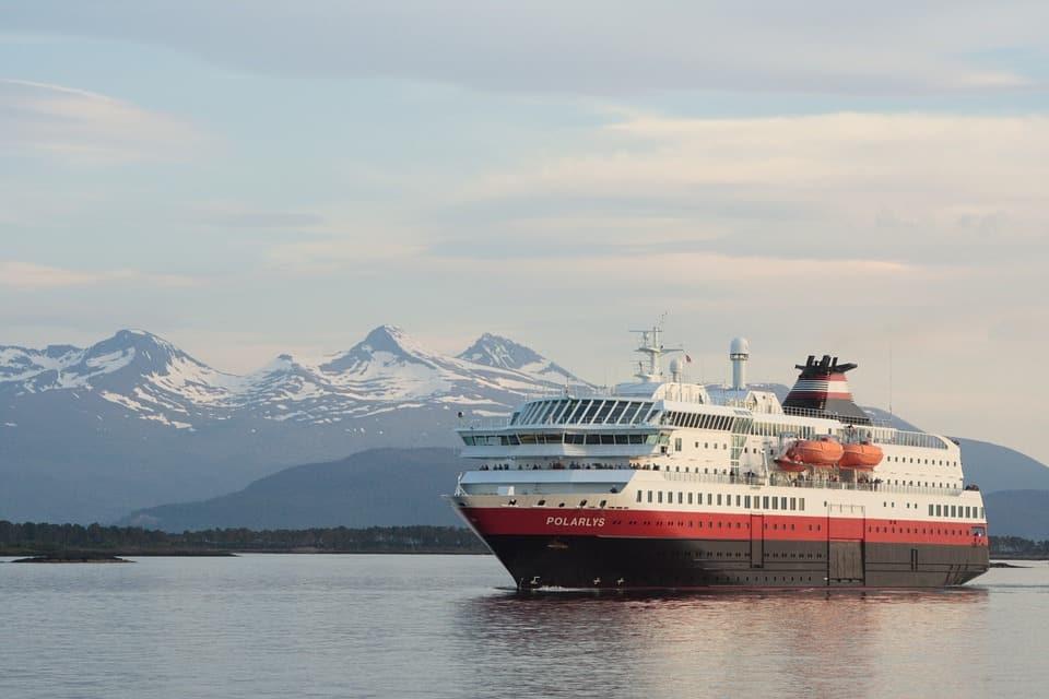 Met de Cruise naar Noorwegen
