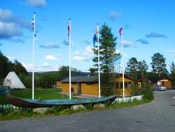 karasjok camping noorwegen