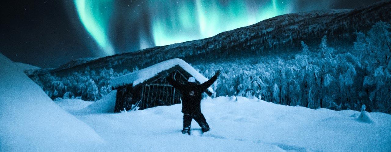 klimaat noorwegen
