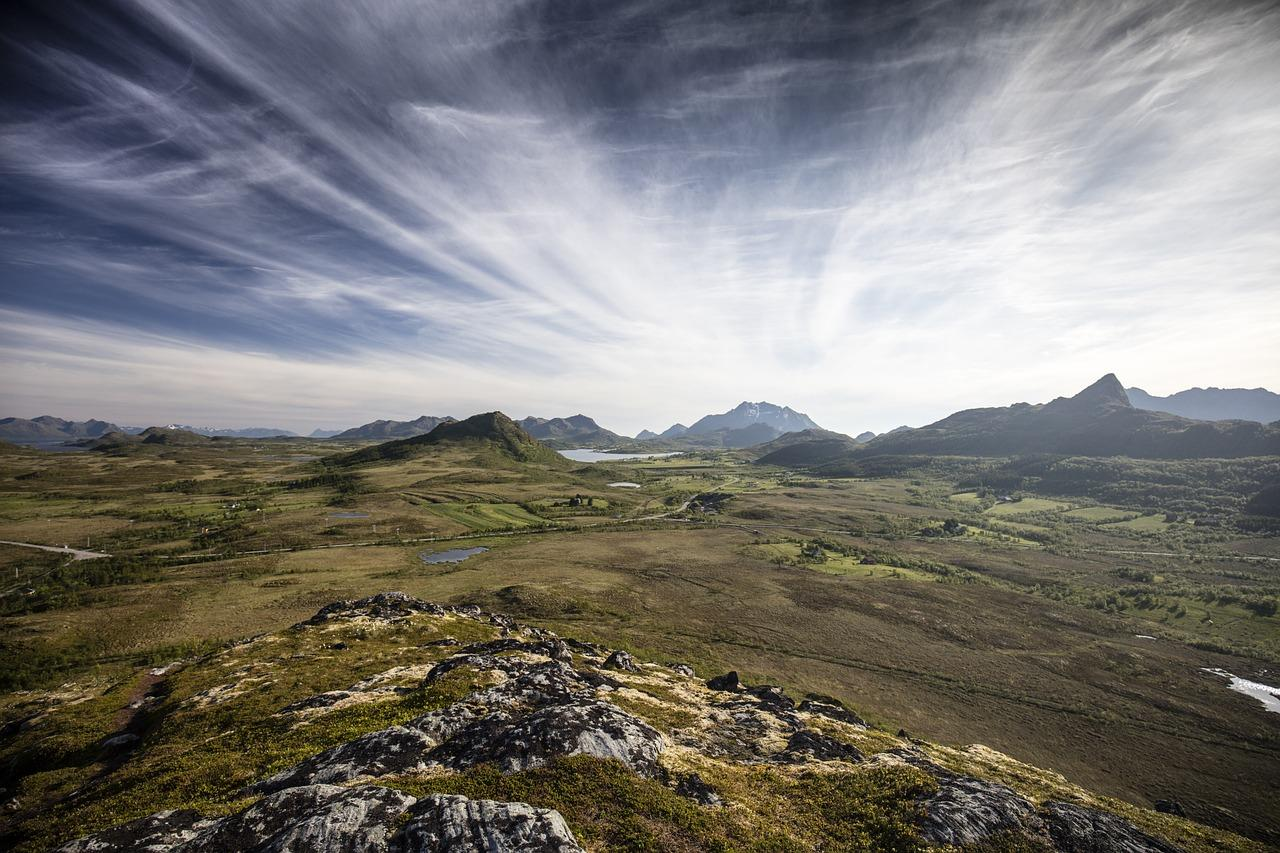 natuur lofoten noorwegen