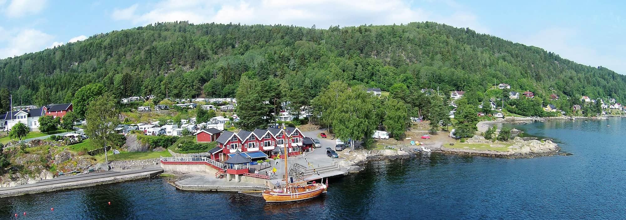 ramton camping noorwegen