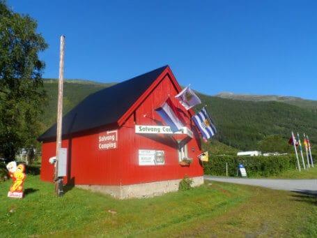 solvang camping noorwegen