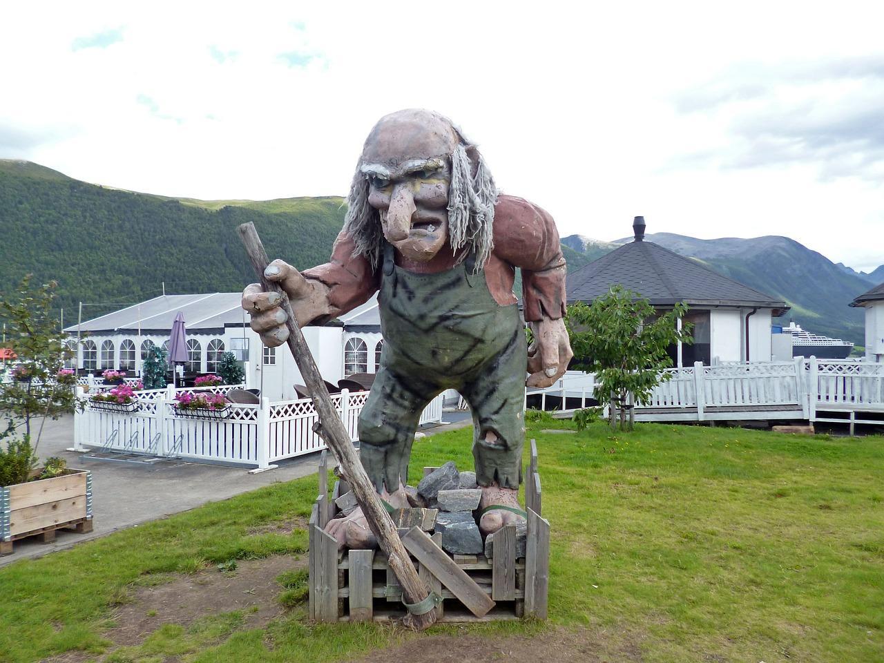 trol in noorwegen