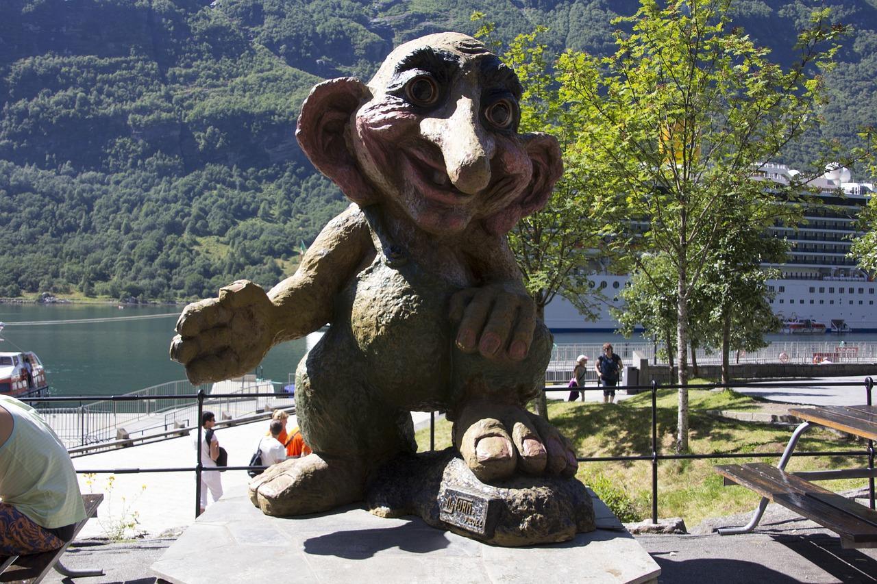 trollen noorwegen