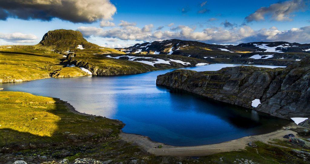 wandelen in Hardangervidda