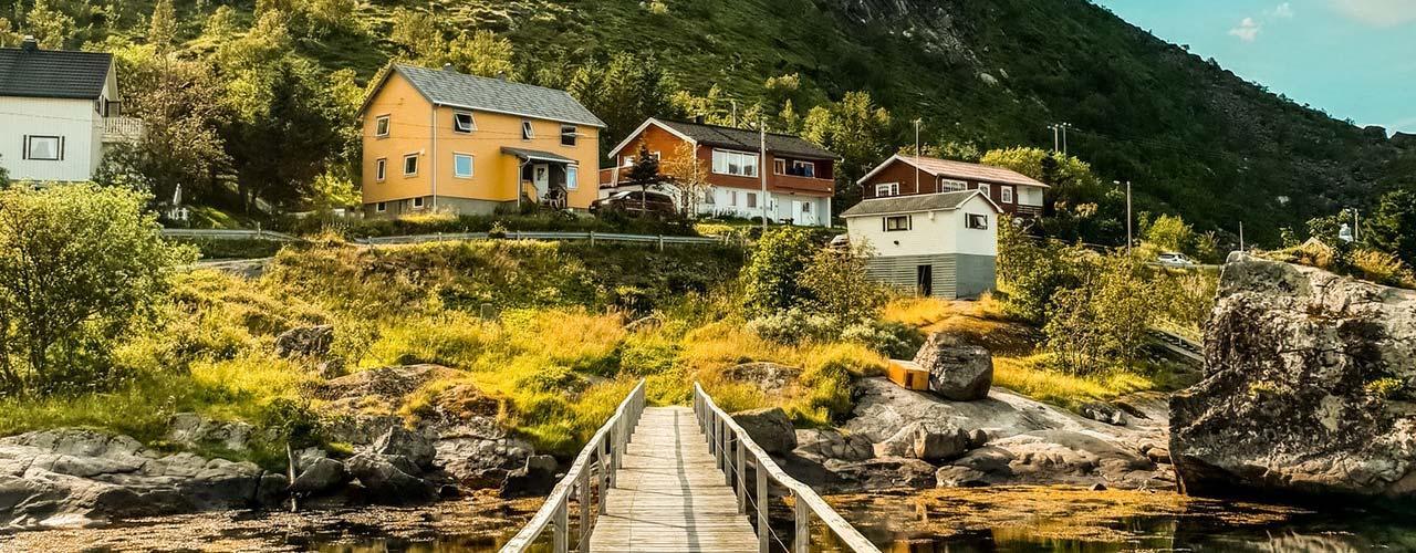 noorwegen bezienswaardigheden