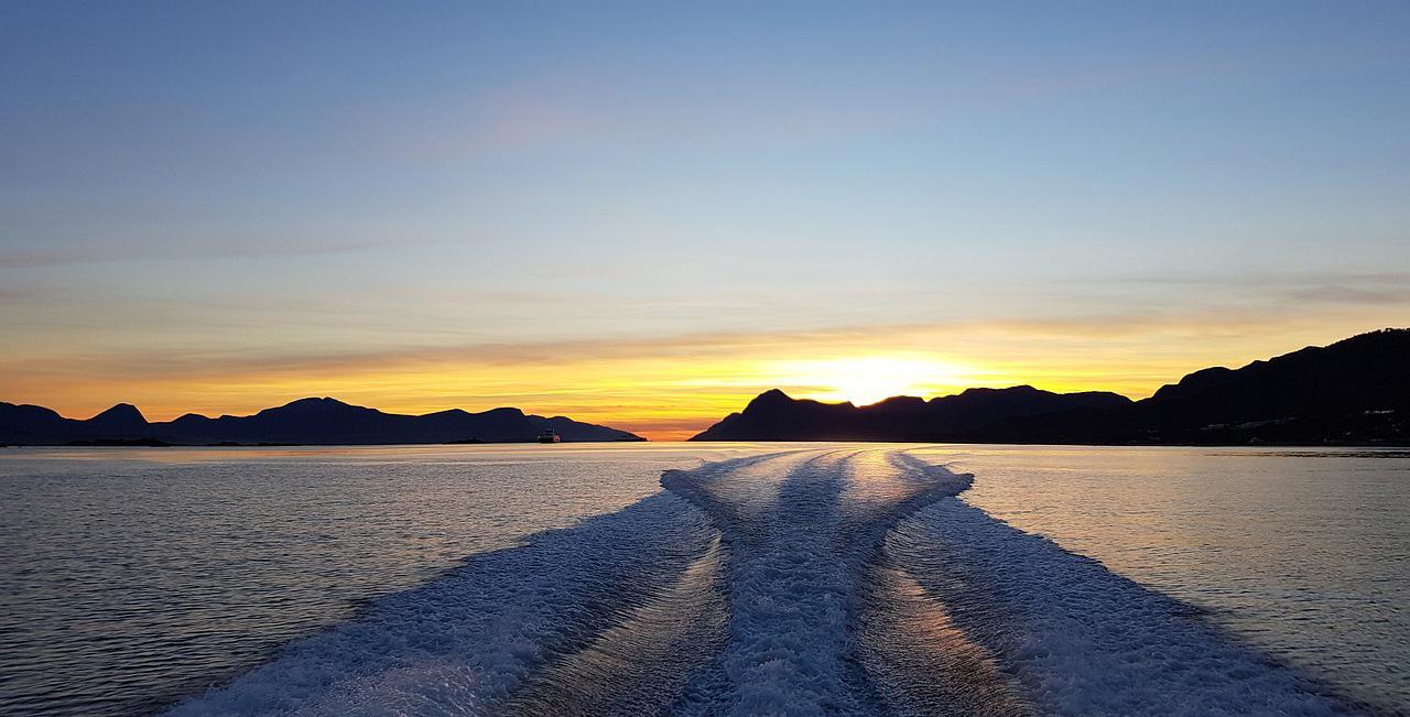 veerboot noorwegen