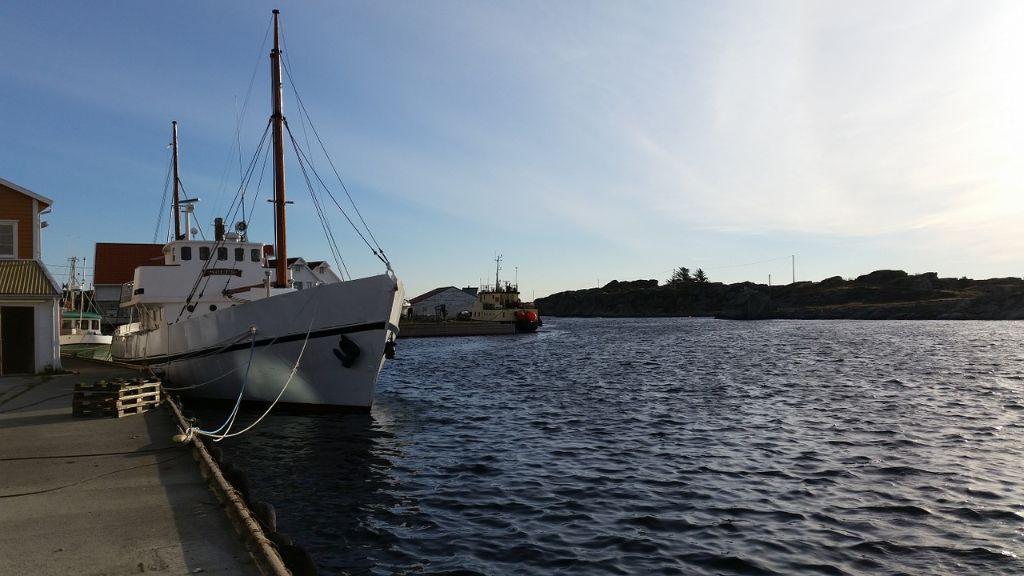 Skudeneshavn Noorwegen