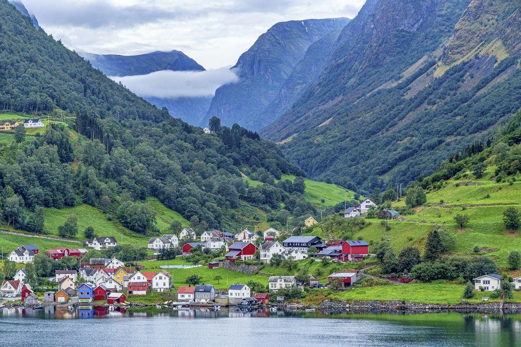 Undredal noorwegen