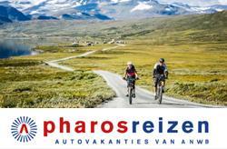 pharos fietsreizen noorwegen